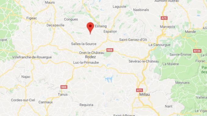 Aveyron. 2 morts dans l'incendie d'une maison