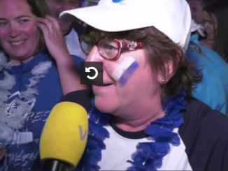 Castres joie supporters Tarn