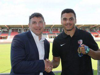 Champion du monde U20 Matthis Lebel signe avec le Stade Toulousain
