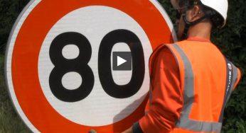 En Haute Garonne aussi les routes passent à 80 km/h au lieu de 90