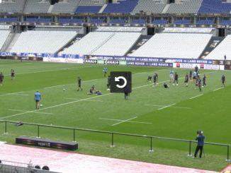 Finale du Top14. Castres et Montpellier ont découvert le Stade de France