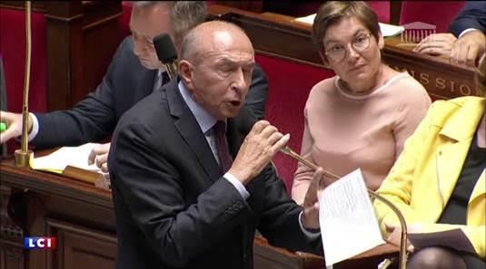 Gérard Collomb prêt à interdire le concert de Médine en cas de trouble à l'ordre public