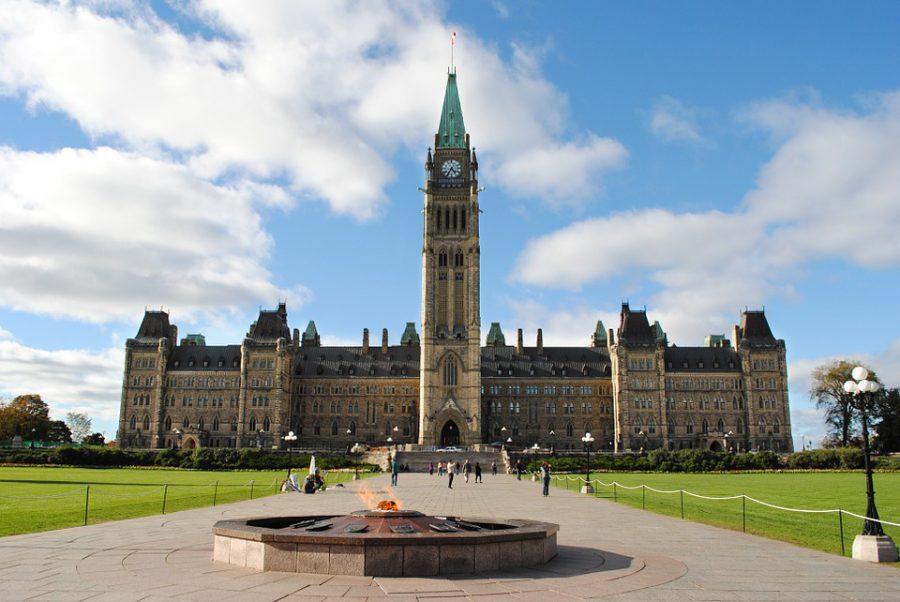 G7: Trudeau reçoit Macron à Ottawa
