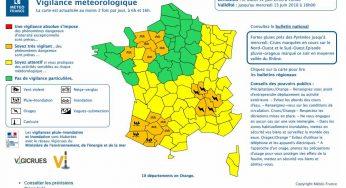Inondations. Toulouse et la Haute Garonne passent en alerte météo vigilance orange