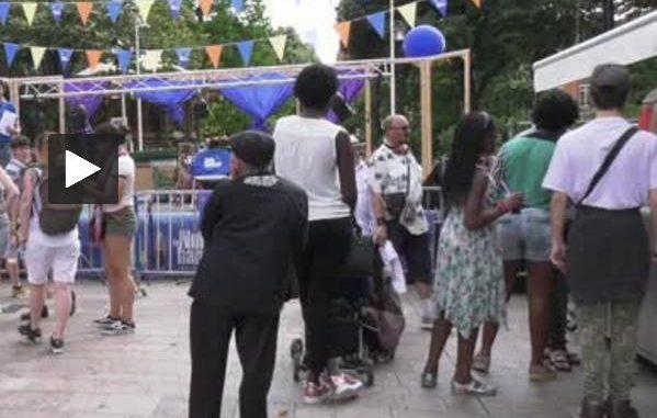 La première nuit du handicap a eu lieu à Toulouse samedi