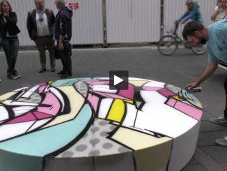 Le Street Art envahit le centre ville de Toulouse