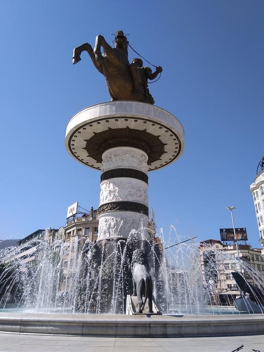 Le nom de  Macédoine du nord devra être ratifié