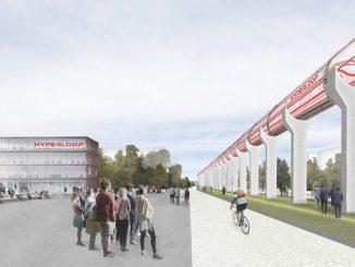 L'hyperloop, un cinquième moyen de transport encore hyper flou