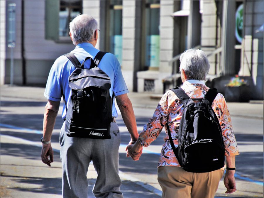 Manif des retraités
