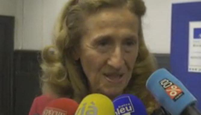 Nicole Belloubet, ministre de la Justice, en visite à Toulouse