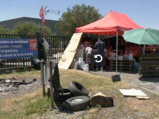 Occitanie Les agents d'Enedis maintiennent les blocages