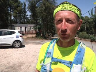 Pyrénées. Il court en mémoire des orphelins de l'attentat du 13 juin 2016