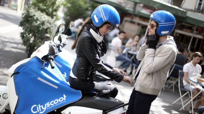 Scooters libre à toulouse comment ça fonctionne et prix