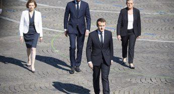 Sondage. perte de confiance pour Edouard Philippe et Emmanuel Macron