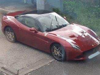 Tarbes. à 190 km/h au volant de sa Ferrari