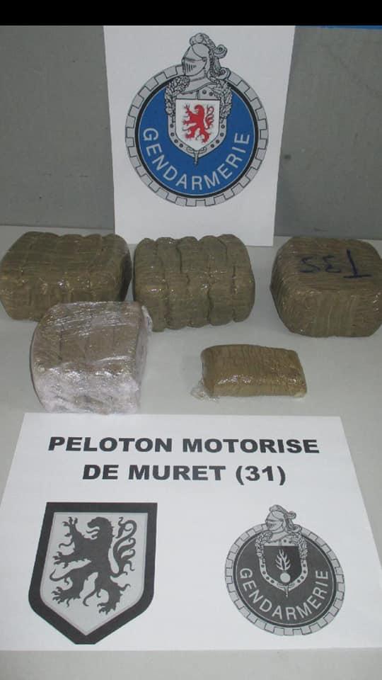 Toulouse. vague d'arrestations chez les dealers de cannabis