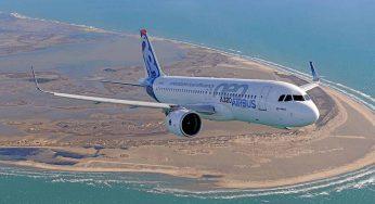 Série de mega commandes pour Airbus A320neo et A350