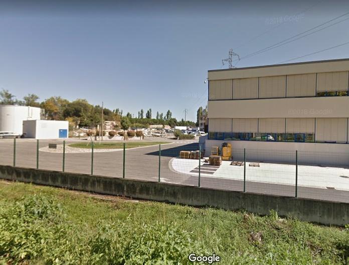 Explosion dans une usine à Toulouse trois blessés
