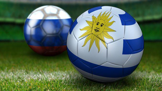 France Uruguay en quart de finale de la Coupe du monde