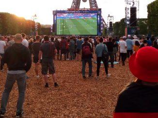 France Uruguay sur grand écran vendredi prairie des Filtres à Toulouse