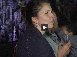 Gard. comment et pourquoi déguster du vin à 50 mètres sous terre