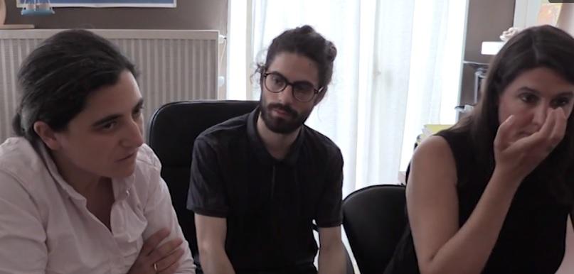 Guilhem et ses avocates réclament des explications après avoir été blessé par des policiers
