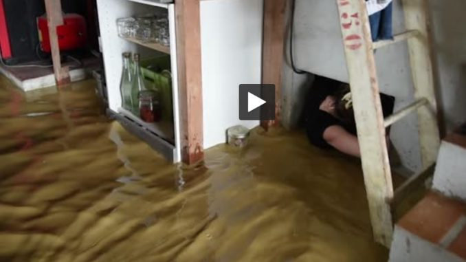 Inondations. le sud de Toulouse durement touché