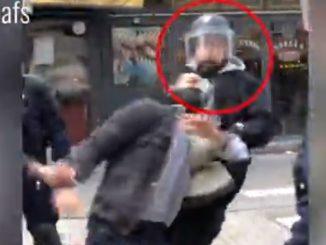 Les images de l'agression du 1er-Mai qui accablent Benalla