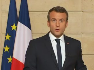 Macron chute violemment dans les sondages
