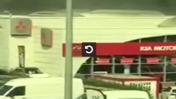 Perpignan - Une concession auto évacuée suite à un incendie