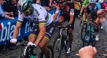 Peter Sagan gagne à Quimper Van Avermaet reste leader