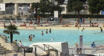 Peut on bronzer seins nus à la piscine Nakache à Toulouse ?
