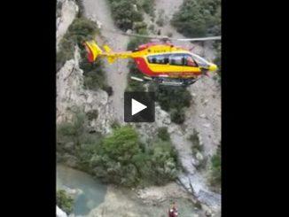 Pyrénées. Une adolescente grièvement blessée après une chute de 8 mètres