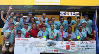 Record du monde pour des étudiants toulousains … invités chez Ferrari
