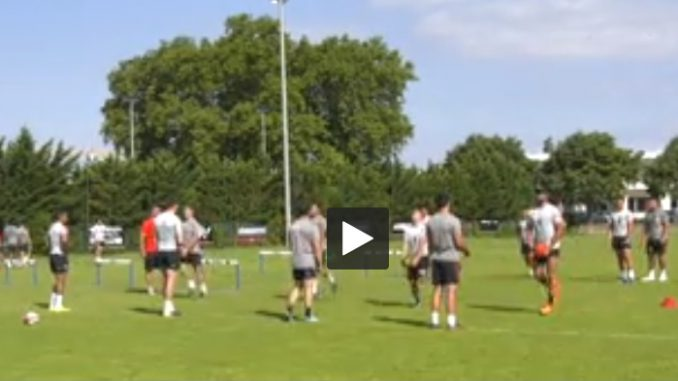 Rugby Les supporters toulousains découvrent le nouveaux joueurs du Stade Toulousain