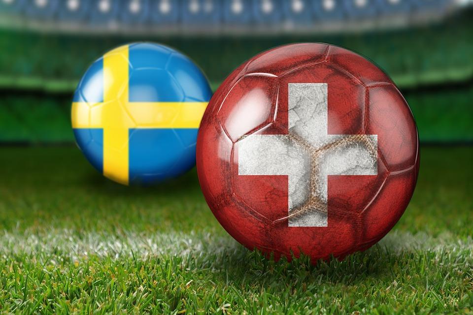 Suède Suisse, 1 à 0. La Suède en quart de finale de la coupe du monde