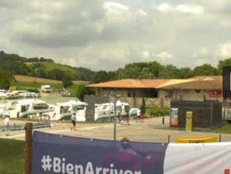 Sur la route des vacances, l'aire d'autoroute de Port Lauragais s'anime