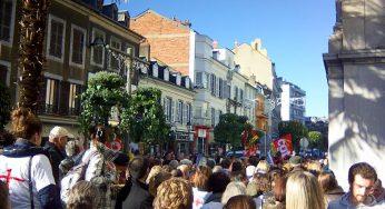 """Tarbes. une manifestation pour """"réveiller"""" Emmanuel Macron"""