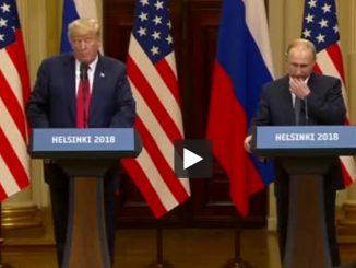 Trump critiqué après le sommet avec Poutine