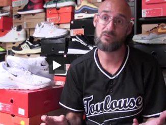 Un toulousain offre une paire de Nike customisées à Mbappé
