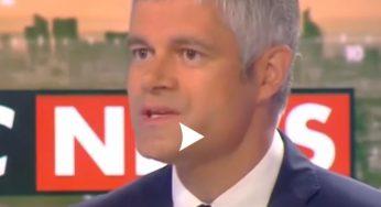Violences à Nantes «On ne défend pas suffisamment nos forces de l'ordre», déplore Wauquiez