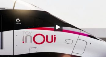 Vidéo – voici le TGV du futur