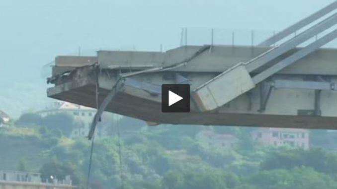 """Gènes. """"il est possible qu'une autre partie du pont s'écroule"""""""