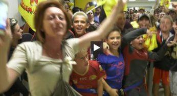 Rugby à 13. Les Dragons Catalans ramènent la coupe à Perpignan