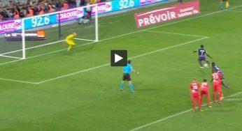 TFC-Nîmes. revoir les plus belles actions du match en vidéo