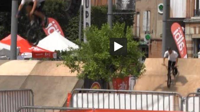 Urban Fest. Skate, graff, BMX, les arts de la rue ont leur festival à Albi