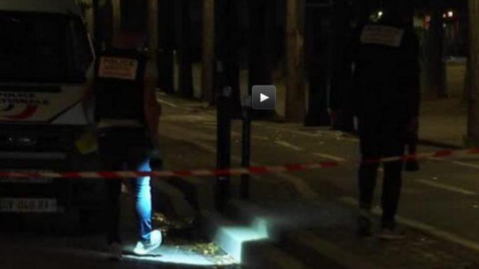 Attaque au couteau à Paris, plusieurs personnes blessées, l'auteur arrêté