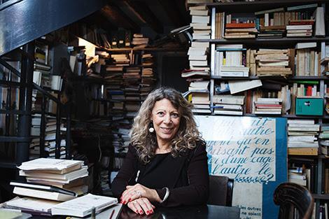 Barbara Cassin, philosophe médaille d'or 2018 du CNRS