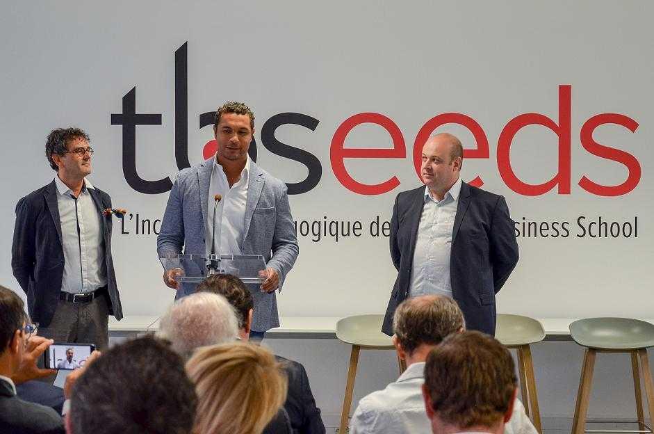 """Business Toulouse """"Destination Côte d'Ivoire"""" avec Thierry Dusautoir"""