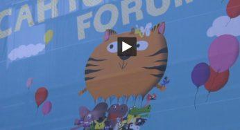Cartoon Forum ou Toulouse capitale du dessin animé